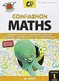 Compagnon maths CP - fichiers de l'élève n° 1,2 et 3 - nouvelle version 2012