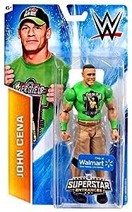 Mattel WWE - Basic: Superstar Entrances John Cena Figure (Walmart Exclusive)