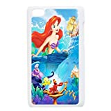 The Little Mermaid Snap on Case Cover for IPod Touch 4th
