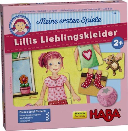 HABA 7129 - Meine ersten Spiele - Lillis Lieblingskleider