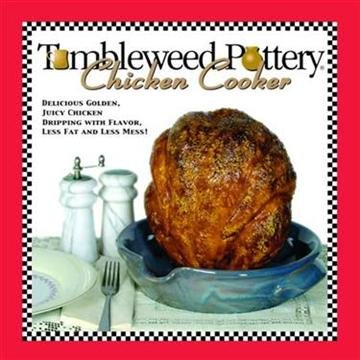 Tumbleweed Pottery Original Chicken Cooker