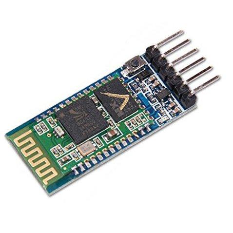 HC-05 HC05 Wireless Bluetooth RF Transceiver Module RS232 TTL Serial 6 Pin For Arduino