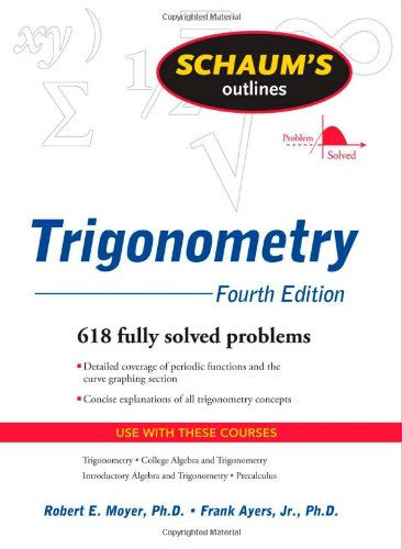 net basic math books trigonometry