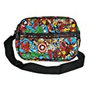 BB Designs Marvel Multi Character Messenger Bag