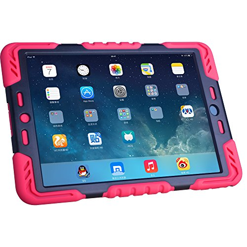 buy popular 1695a a3e72 Best iPad Case: Hot Newest Pepkoo Ipad 6 / Ipad Air 2 Case Silicone ...