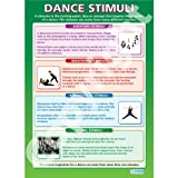 Dance Stimuli Dance Educational Wall ChartPoster in laminated paper A1 850mm x 594mm