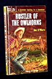 img - for Rustler of the Owlhorns book / textbook / text book