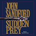 Sudden Prey: A Lucas Davenport Novel (       UNABRIDGED) by John Sandford Narrated by Richard Ferrone