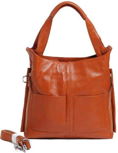 and also read review customer opinions just before buy Heshe Women s  Genuine Leather Hobo Cross Body Shoulder Bag Satchel Handbag Brown. 0e43fb5c7a53d
