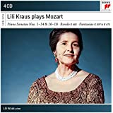 Lili Kraus plays Mozart Piano