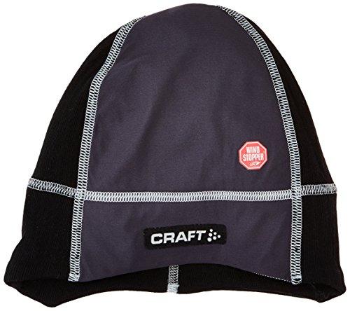 Craft - Cappello sottocasco Windstopper, nero (nero), S/M