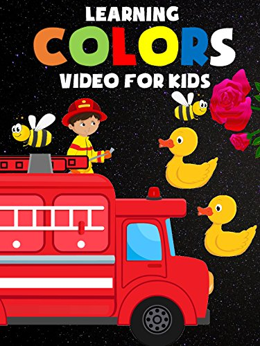 Learn Colors Video For Kids : Watch online now with Amazon Instant Video: Kids 1st TV