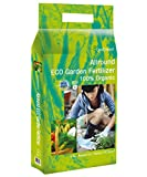 grogreen® Universel Bio Engrais de jardin 6-5-7+ 3% MG, Sac de 5kg
