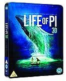 Image de Life of Pi [Blu Ray 3D/2D Steelbook]
