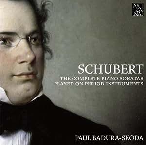 Schubert : Intégrale des sonates pour piano