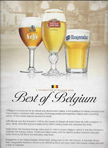 print-ad-for-belgium-beers-a-celebration-with-leffe-stella-artois-hoegaarden