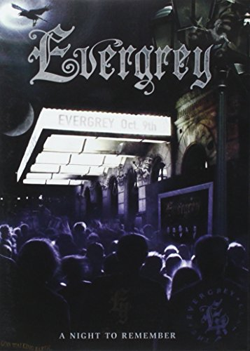Evergrey - A Night To Remember - Dvd