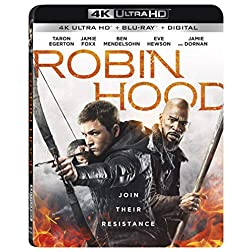 Robin Hood [4K Ultra HD + Blu-ray]