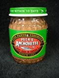 "Peck's Anchovette Fish Paste ""Vissmeer"" 4.4oz/125g"
