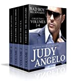 BAD BOY BILLIONAIRES COLLECTION I (The Bad Boy Billionaires Collection Book 1)