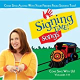 Signing Time Songs Vol. 7-9
