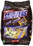 Snickers Fun Size Mix Variety Pack, 35-Ounce