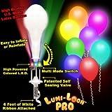 ProLumi White Balloon Multi Lites 10 Pack