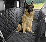 Pet Seat Cover, Lifepul(TM) Dog Seat Cover For Cars Anti Slip In Large Size - Perfect For Cars, SUVs and Trucks In Universal Size, WaterProof & Hammock Convertible, Installing Easily