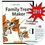 Family Tree Maker 2010 CD Rom Upgrade