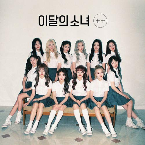 CD : Loona - + + (first Mini Album) (a Version) (Limited Edition, Asia - Import)
