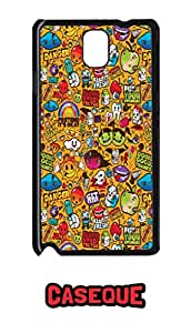 Caseque That's Life Back Shell Case Cover for Samsung Galaxy Note 3