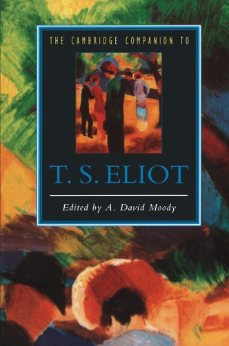The Cambridge Companion to T. S. Eliot
