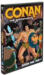 Conan the Adventurer Pt2 S2