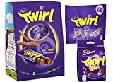 Cadbury Twirl Lovers Easter Trio Of Treats By Moreton GIfts