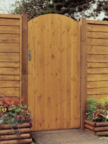 Grange Fencing Ltd Side Entry Arch Gate