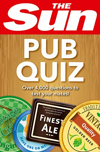 The Sun Pub Quiz by Collins
