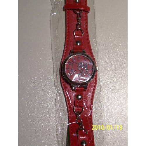 Hello Kitty Ladies Leather Wrist Watch