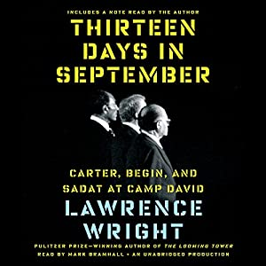 Thirteen Days in September Hörbuch