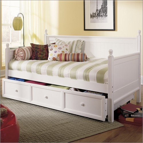 Stunning This is Casey White Daybed w Trundle With TrundleWhite for your favorite Here you will find reasonable product details One more option for your online