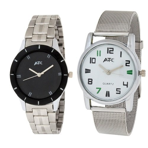 ATC Analog Round Casual Wear Watches For Men Combo-SL-84_SL-93