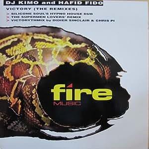 DJ Kimo & Hafid Fido - From Paris With Love E.P.