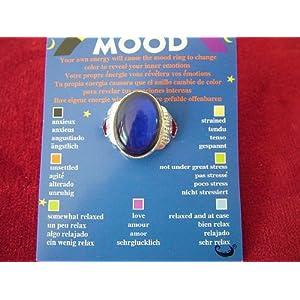 a mood ring chart