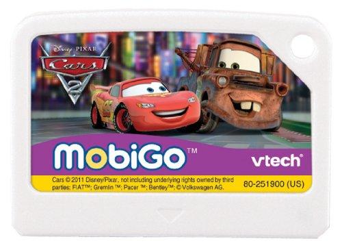 Imagen de VTech - MobiGo Software - Disney Cars - Cars 2