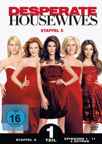 Desperate Housewives - Staffel 5, Teil 1 [3 DVDs]