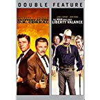 Gunfight at the O.K. Corral and The Man Who Shot Liberty Valance Double Feature DVD