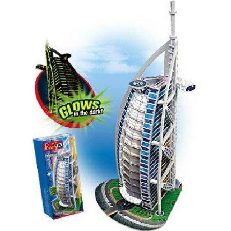 Cheap Hasbro 3D Burj Al Arab, Dubai, United Arab Emirates Puzzle (B000BXKUFQ)