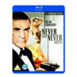 Never Say Never Again [Blu-ray]