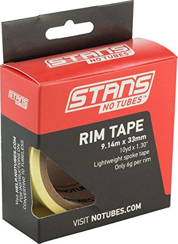 Stan/'s NoTubes Rim Tape 33mm x 10 Yard Roll
