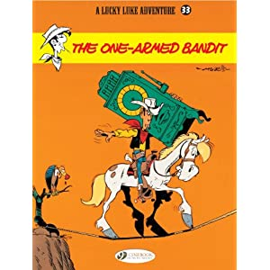 Lucky Luke: The One-Armed Bandit Reviews