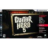 PS3 Guitar Hero 5 Guitar Bundle
